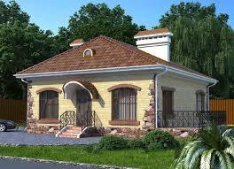 Современному индивидуальному застройщику станут максимально полезными проекты каркасных домов до 100м2