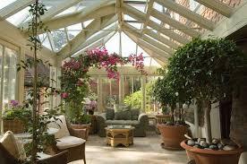 Как организовать зимний сад